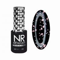 Топ глянцевый ART Top 10 Gloss Nail Republic, 10 мл