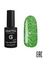 Гель-лак Grattol Bright Neon 02, 9 мл