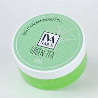 Холодный крем-парафин 'GREEN TEA' IvaNails, 150мл