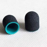 Колпачки черные d 10 мм (1 шт), крупная крошка (10-080) MEDCAPS