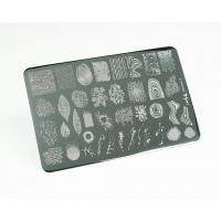 Пластина Lesly 9,5x14,5cm Factura 2