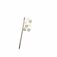 Сменный файл Manicure Stylus*40 внешний серый Atis 180грит