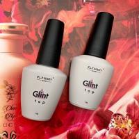 Топ глянцевый с шиммером 'GLINT TOP' FlyMary, 12гр