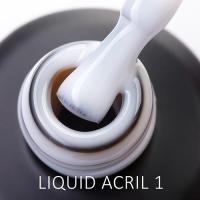 Жидкий акрил Liquid Acryl #1 Diva, 15мл
