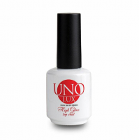 Топ без л/с Uno Lux High Gloss Top Coat, 15мл
