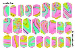 Термопленка Candy shop By Provocative Nails