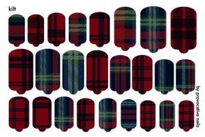 Термопленка Kilt By Provocative Nails