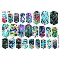 Термопленка Streetart2 By Provocative Nails