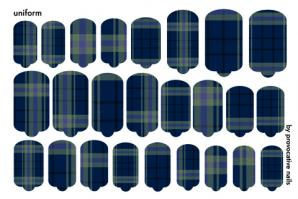 Термопленка Uniform By Provocative Nails