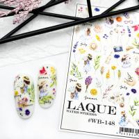 Cлайдер дизайн #WB-148 Laque Stikers