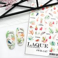 Cлайдер дизайн #WB-147 Laque Stikers