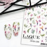 Cлайдер дизайн #WB-150 Laque Stikers
