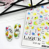 Слайдер дизайн #CF-32 Laque Stikers
