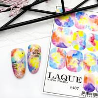 Cлайдер дизайн #437 Laque Stikers