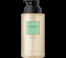 Шампунь для волос Les notes de Besancon D'Michaél, 430мл