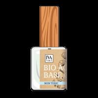 Базовое покрытие для ногтей BIO ACTIVE BASE COAT IvaNails, 10ml