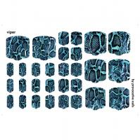 Термопленки для педикюра Viper By Provocative Nails
