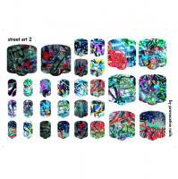 Термопленки для педикюра Street art 2 By Provocative Nails