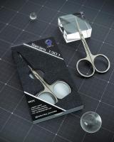 Ножницы Series серии 1301 с ручной заточкой @zatochka_borovika
