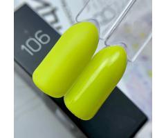 Gel polish №106 TopMaster, 10 мл