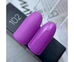 Gel polish №102 TopMaster, 10 мл