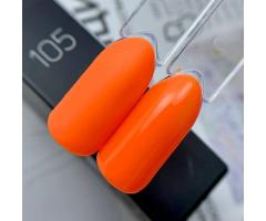 Gel polish №105 TopMaster, 10 мл