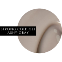Моделирующий жесткий гель STRONG GEL ASHY-GRAY SOTA, 30 ml