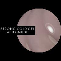 Моделирующий жесткий гель STRONG GEL ASHY-NUDE SOTA, 30 ml