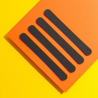 Сменные файлы papmAm для пилки прямой (на мягкой основе) EXPERT 20 Staleks 180 грит (30 шт)