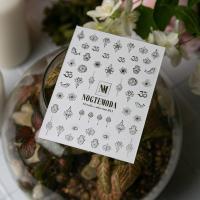 Стикер Metallic Collection 011 Nogtemoda