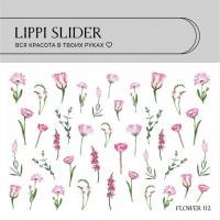 Слайдер Flower 02 LIPPI Slider