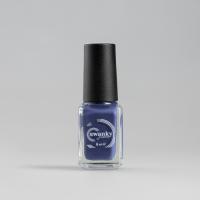 Лак для стемпинга Swanky Stamping S57 темно-синий, 6 мл.