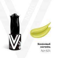 Гель-лак матовый Банановый Коктель Vogue, 10мл