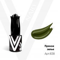 Гель-лак матовый Пряное зелье Vogue, 10мл