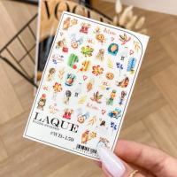 Cлайдер дизайн #WB-159 Laque Stikers