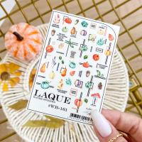 Cлайдер дизайн #WB-161 Laque Stikers