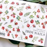 Слайдер дизайн COLORFUL №121 IBDI NAILS