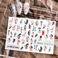 Слайдер дизайн COLORFUL №116 IBDI NAILS
