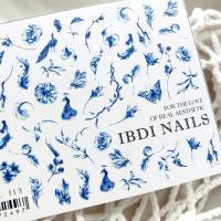 Слайдер дизайн COLORFUL №113 IBDI NAILS