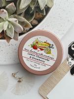 Массажная свеча 'Lemon Cheesecake & Strawberry' TopShopNails, 30мл