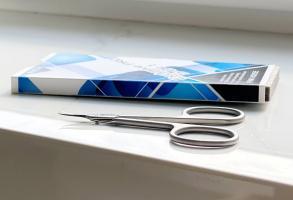 Ножницы Exclusive PRO S-011 с ручной заточкой @zatochka_borovika