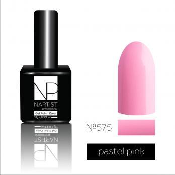 Nartist 575 Pastel pink 10g
