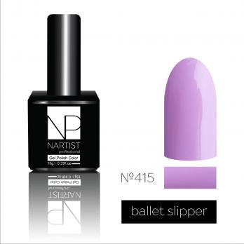 Nartist 415 Ballet slipper 10g