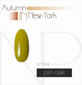 Nartist 353 Pin Oak 10g