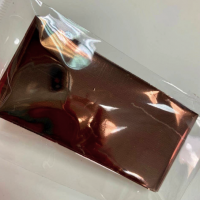 Фольга шоколад, 1м