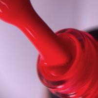 Гель-лак Органик №10 'Ярко-красный' Опция, 9 мл