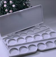 Палитра для смешивания с крышкой RuNail, 24 ячейки