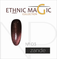 Nartist 03 Ethnic Magic Zande 10g