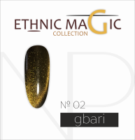 Nartist 02 Ethnic Magic Gbari 10g