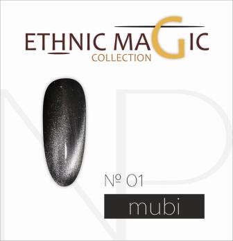 Nartist 01 Ethnic Magic Mubi 10g